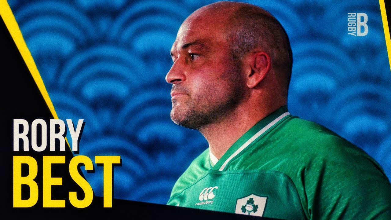 Rory Best - Captain Fantastic | Tribute