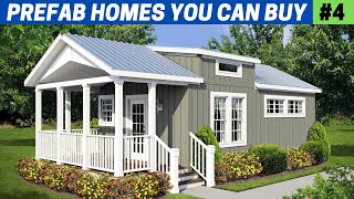 7 Great Prefab Homes #4  Some Affordable