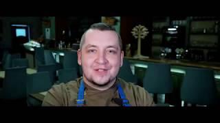 Кафе Йошкар-Ола. ТРАКТИР ТЁПЛАЯ РЕЧКА - Приветствие шеф-повара