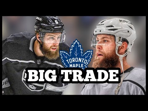 Jake Muzzin TRADED To The Toronto Maple Leafs