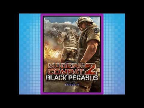 Nokia Longplay - Modern Combat 2: Black Pegasus (2011) Gameloft