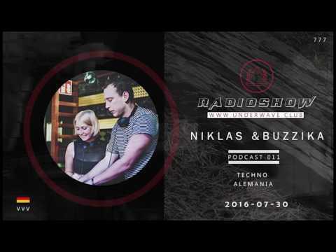 Niklas & Buzzika - Podcast Underwave Radio UWRP 011