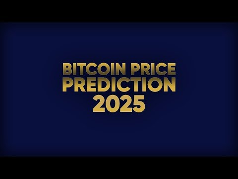 REALISTIC Bitcoin Price Prediction For 2025