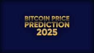 REALISTIC Bitcoin price prediction for 2025