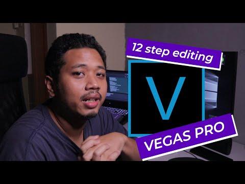 Tutorial Dasar-dasar Editing Video menggunakan Vegas Pro!.