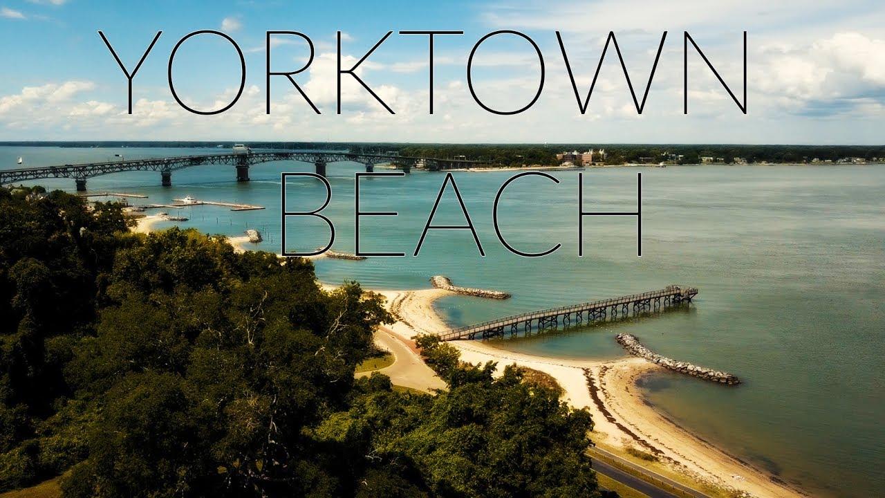 Historic Yorktown Beach Virginia