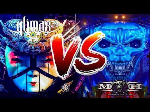 QLIMAX VS MASTERS OF HARDCORE