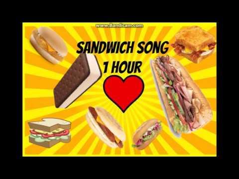 Eddsworld - Sandwich Song by Parry Gripp | 1 Hour Version