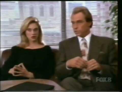 Ally Walker in LA LAW 1991