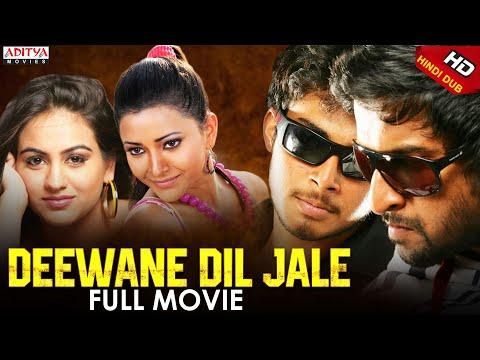Deewane Dil Jale Hindi Dubbed Full HD Movie| Starring Nani, Aksha | Aditya Movies