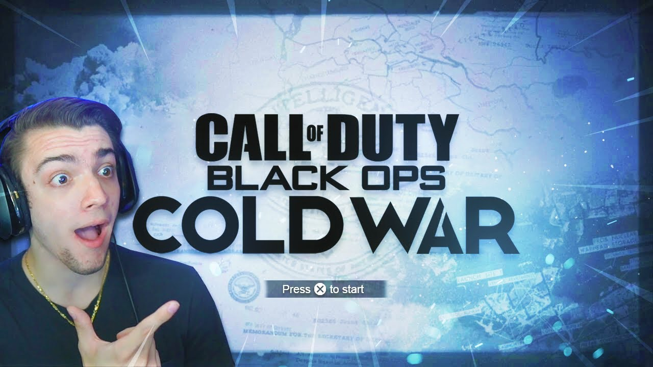 CALL OF DUTY®: BLACK OPS COLD WAR... (NEW)