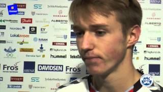 Hedegaard om Superliga-debut og efteråret i Reserveligaen
