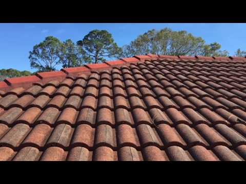 This is how we get tile roofs approved
