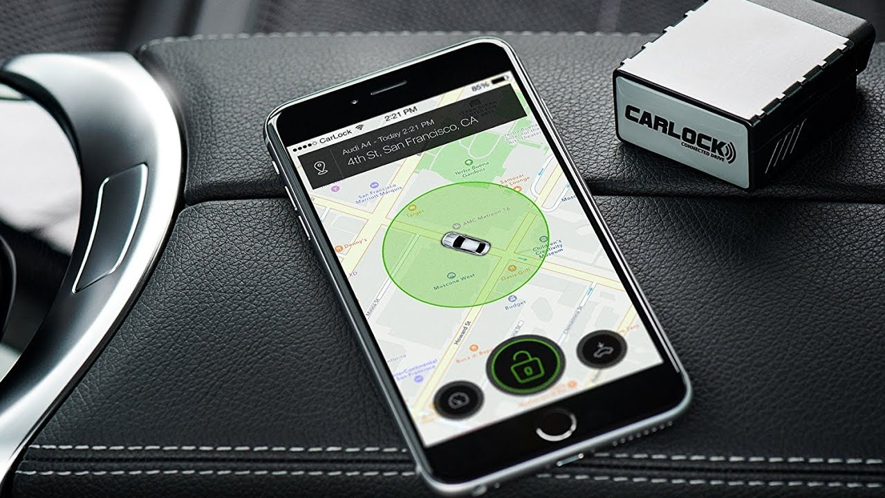 Image result for CarLock Advanced Real-Time 3G Car Tracker & Alert System