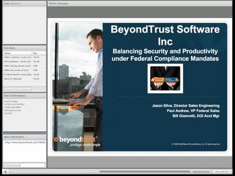 Eliminate Admin Rights on all DOJ Desktops and Laptops