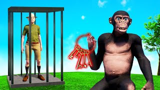 ZOOKEEPER Simulator BUT The Animals Have TAKEN OVER!