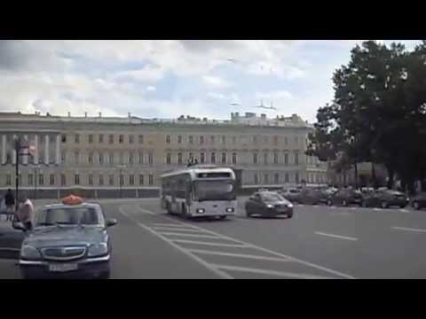 Travel to Russia - many ways to get around Saint Petersburg