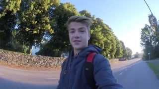 Mein Schultag & Vlogs!! | erster V-log Deutsch HD Vlog | Yonte