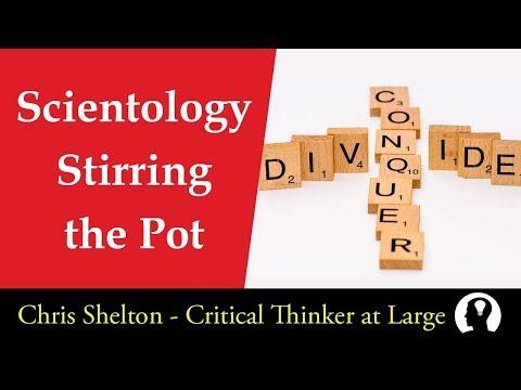 Scientology (OSA) Tactics to Ruin Critics (with Tory Magoo)