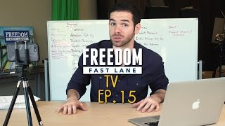 How Millennials Can Start A Business, Generate Passive Income, & Find Their Passion   #FFLTV Ep 15