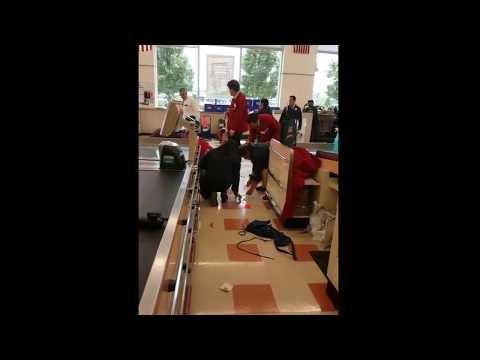 Chelsea, MA Market Basket hitting an employee