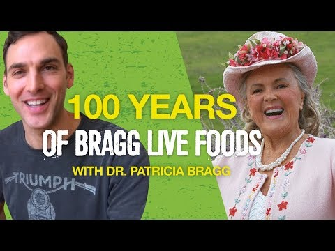 Dr. Patricia Bragg on Steve Jobs, Katy Perry, and 100 years of Bragg Live Foods