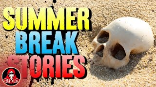 5 TRUE Summer Break HORROR Stories - Darkness Prevails