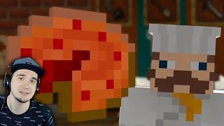 МайнКрафт ► Как приготовить ягодный пирог в MineCraft | Реакция