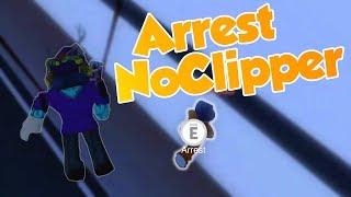 ARRESTING NO-CLIPPER FOR BIG BOUNTY!!! | Jailbreak on Roblox #24