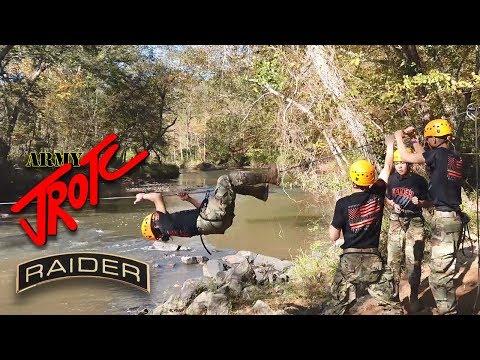 Army JROTC - The U.S. Army National Raider Championships