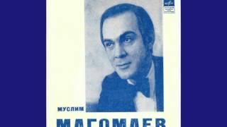 Муслим Магомаев - Песенка о капитане