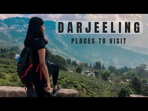 Darjeeling Vlog I Places to visit in Darjeeling