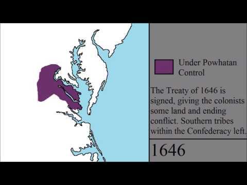 The Powhatan Confederacy