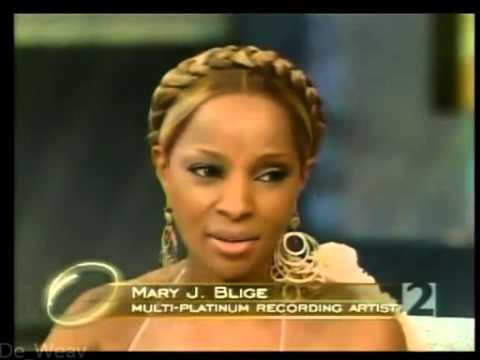 Mary J Blige - Oprah Feb '06(The Breakthrough Era)