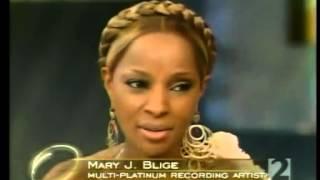 Mary J Blige - Oprah Feb '06(The Breakthrough Era)