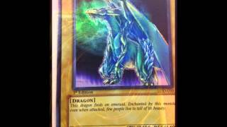 【For Sale】YuGiOh LOD-050 LUSTER DRAGON SUPER RARE ASIA ENGLISH EDITION