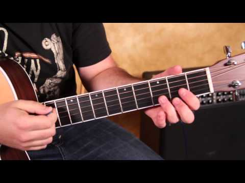 """How to Play """"Royals"""" by Lorde on Acoustic Guitar - Super Easy Beginner Songs on guitar"""