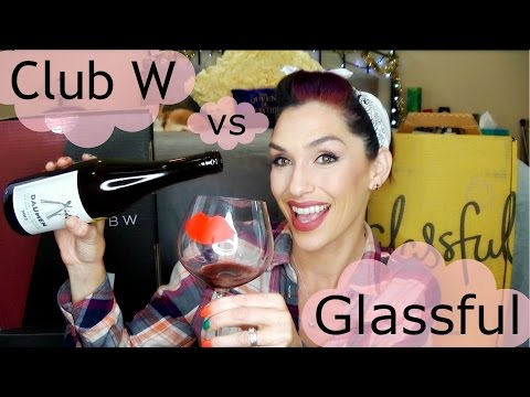Winc (Club W) and Glassful, Wine Club Memberships Review