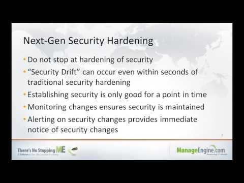 Security Hardening of Windows Active Directory and Servers - YouTube