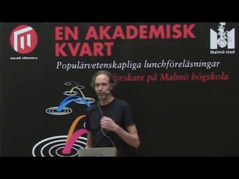 Thomas Pederson: Kroppsburna datorsystem som talar med vårt omedvetna och manipulerar oss
