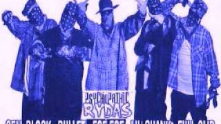 Psychopathic Rydas - Money Green S.L.A.B.ED  + Lyrics