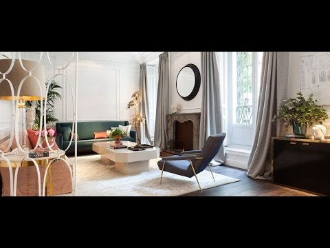 Decoracion De Interiores De Un Salon Clasico Y Muy Chic Youtube - Decoracion-salon-clasico