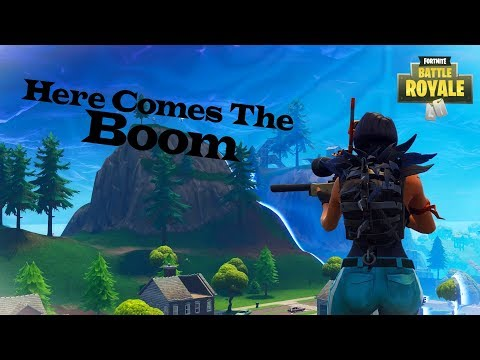 Here Comes The BOOM - Fortnite Montage (Fortnite Battle Royale)