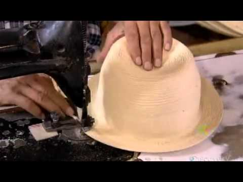 How to make Straw Sombreros {www downloadshiva com}