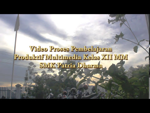 Video Pembelajaran Multimedia