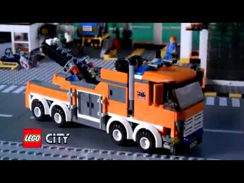 Lego City 7642 Garage Commercial Youtube