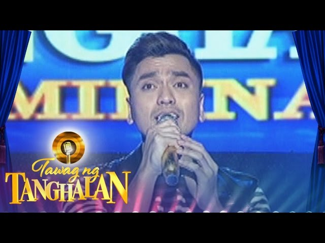 Tawag ng Tanghalan: Jex De Castro   Ikaw Lamang (Round 4 Semifinals)