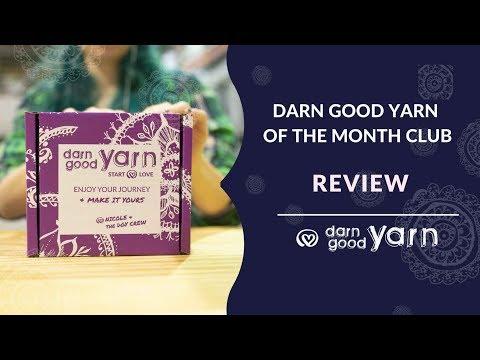 Darn Good Yarn of the Month | Darn Good Yarn