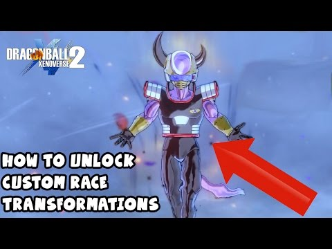 How To Unlock Transformation (Nimbus, Super Saiyan, Golden, Giant, Pure) | Dragon Ball Xenoverse 2