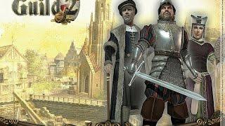 The Guild 2 обучение и первые шаги